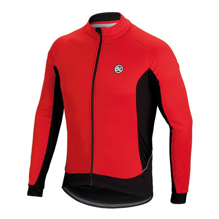 Picture of JAKNA BICYCLE LINE FIANDRE THERMAL RED