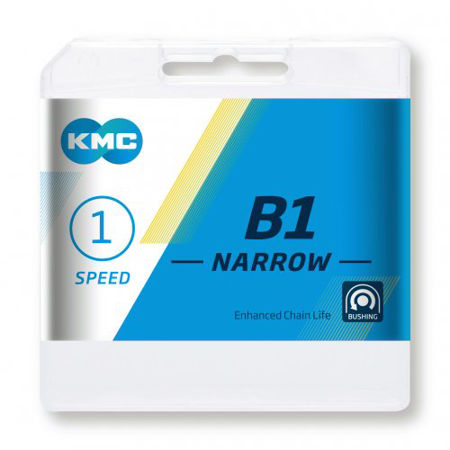 Picture of LANAC KMC B1 NARROW BLACK 112L