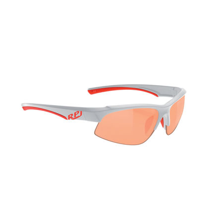 Picture of NAOČALE RPJ LARRY SHINY WHITE RACING RED