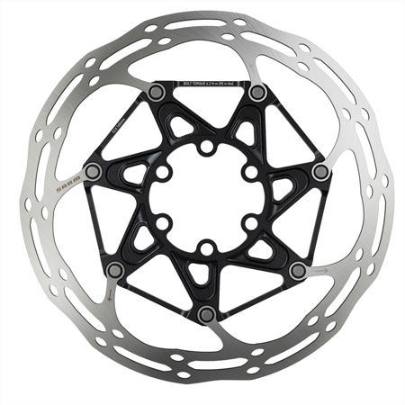Picture of ROTOR SRAM CENTERLINE 2P 180MM 6R ROUNDED