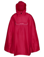 Picture of Jakna Vaude VALDIPINO PONCHO Indian Red