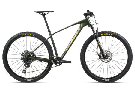 Picture of ORBEA ALMA 29 M50 GREEN/GOLD 2020