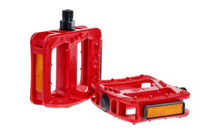 Picture of Pedale RFR FLAT HQP CMPT Red 14178