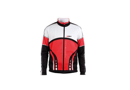 Picture of Jakna PROTEAM KID Winter Black/Red Bicycle Line