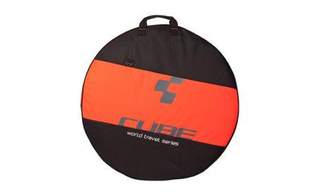 "Picture of Torba Cube za kotač 1 26-29"" black/neon flashred 12035"