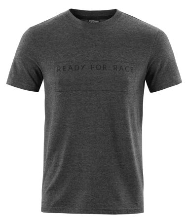 Picture of MAJICA CUBE T-SHIRT RACE GREY'N'BLACK