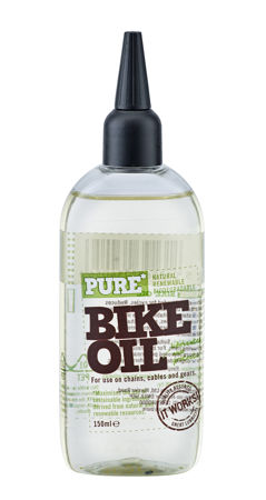 Picture of Ulje za podmazivanje BIKE OIL PURE 150ml WELDTITE 03405