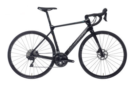 Picture of BIANCHI INFINITO XE DISC ULTEGRA 50/34 Fulcrum Racing 918 5H-BLACK/CK16