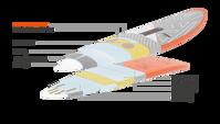 Picture of RRD WAVE CULT V8 LTD Y24 74lit i 92lit