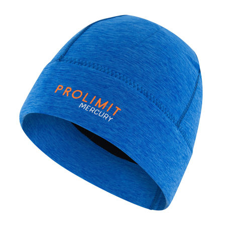 Picture of PROLIMIT NEOPRENE BEANIE MERCURY BLUE/ORANGE