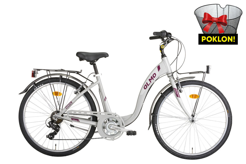Picture of OLMO ANITA 26 GRAY C004